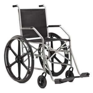 Cadeira de rodas 1009 pneu maciço