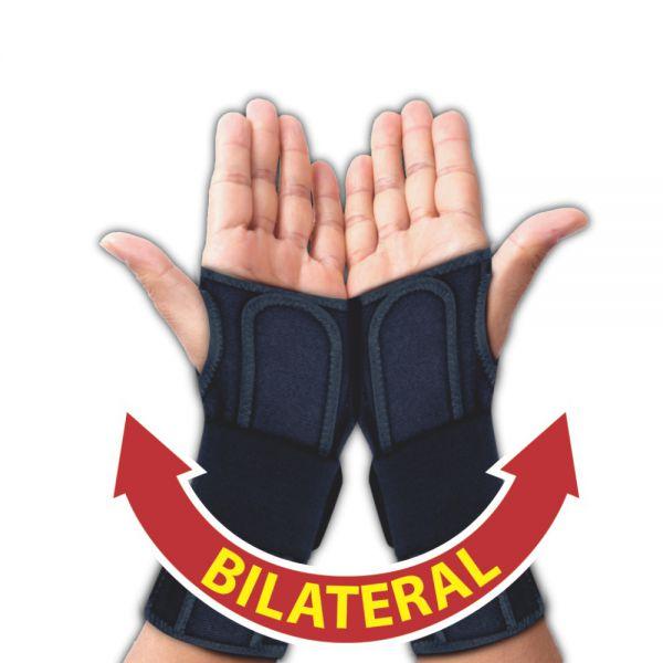 Tala Para Punho Curta Bilateral - ref AC460