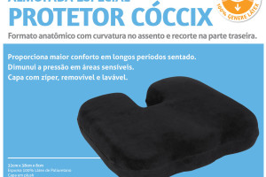 Almofada Especial Protetor Cóccix