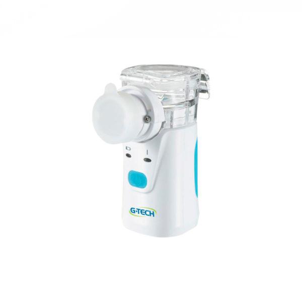 Inalador e nebulizador de rede vibratória G-Tech NEBMESH1