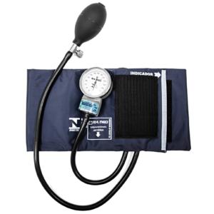Esfigmomanômetro azul P.A. MED