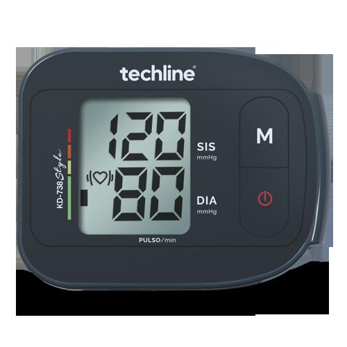 Monitor de pressão arterial de pulso KD-738