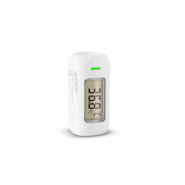 Termômetro infravermelho ultracompacto de testa G-Tech Go!