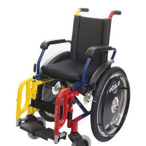 Cadeira de Rodas Ágile Infantil
