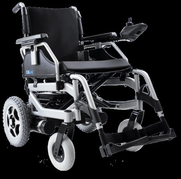 Cadeira de rodas motorizada D1000